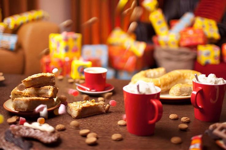 Boek uw Sinterklaas bezoek!