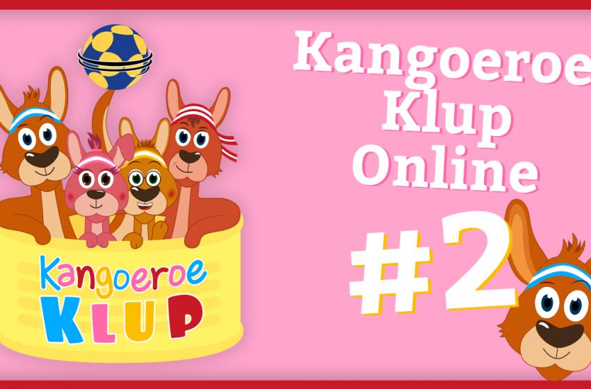 Ook online spelletjes voor de kleintjes!